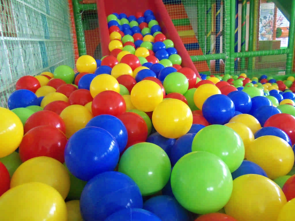 Soft Play ve Top Havuzları